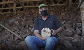 Comerciantes del sur de Chile reciben Sello Calidad de Leña