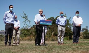 Presidente Piñera promulga Ley de Eficiencia Energética en la Región de Los Lagos