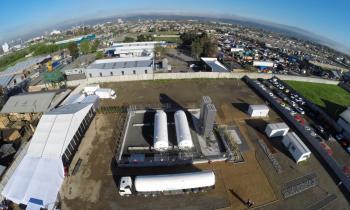 Primero en Chile y América Latina: Ministro Jobet anuncia el primer proyecto que inyectará hidrógeno verde en redes de gas