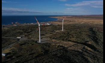 """Ministro Jobet tras inicio de obras de proyecto de hidrógeno verde: """"El éxito de los proyectos de hidrógeno verde en Chile será esencial para combatir el cambio climático a nivel mundial"""""""