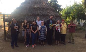 Ruka Solar: uso de energía renovable en la comunidad mapuche de la RM