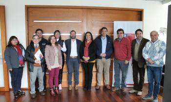 Cosoc regional de Energía realiza su primera sesión