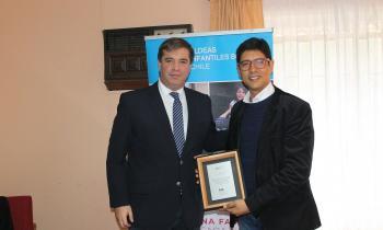 Seremi de Energía entrega reconocimiento a Aldeas Infantiles SOS de Quilpué por adjudicación de paneles solare...