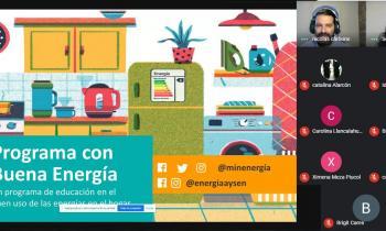 Vecinas de Coyhaique se capacitaron en eficiencia energética en el hogar