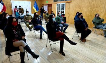 """48 familias de Torres del Paine finalizan programa para la educación energética en el hogar """"Vivo Eficiente"""""""