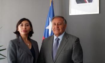 Loína asume como Seremi de Energía de la región de Antofagasta
