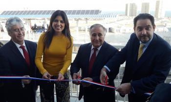 Liceo la Chimba de Antofagasta generará su propia  energía