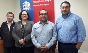 Seremi de Energía entregó apoyo a principal proyecto de I&D de Chile AtaMos Tec