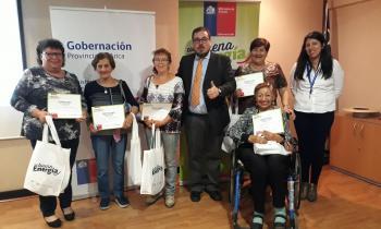 """Lanzamiento programa """"Con Buena Energía"""" en Arica"""