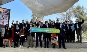 Ministro Juan Carlos Jobet anunció 66 metas que guiarán el desarrollo del sector energía en las próximas décadas