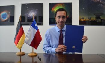 Chile y Alemania firman acuerdo para impulsar el hidrógeno verde