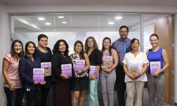 Seremi metropolitana destacó el aporte de la mujer en el sector energético regional