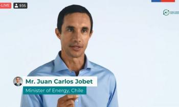 Gobierno presenta la Estrategia Nacional para que Chile sea líder mundial en hidrógeno verde