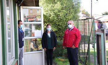 Jardines infantiles de La Araucanía Costa recibirán electricidad vía solar