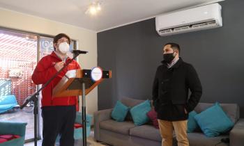Contra la contaminación: Subsecretario López anuncia descuento en tarifa eléctrica para calefacción en Los Ángeles