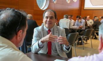 La región de Arica y Parinacota, también es parte clave de la actualización de la Política Energética de Chile...