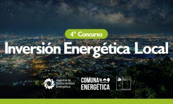 Ministerio de Energía y AgenciaSE invitan a taller web para postular al Concurso Inversión Energética Local 20...