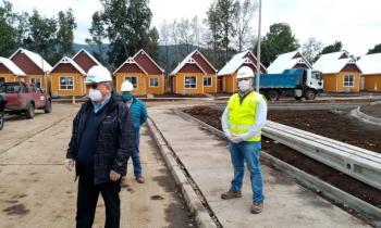Seremi de Energía visita la continuidad de obras eléctricas en la región
