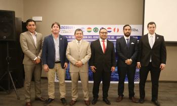 Seremi de Energía representó a Gobierno Regional de Antofagasta en Comisión de Energía y Minería de la ZICOSUR