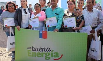 Nuevos promotores de la eficiencia energética en Alto Hospicio