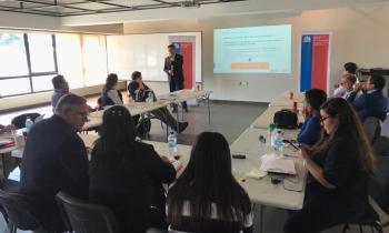 Segunda reunión del COSOC profundiza en demandas ciudadanas y estudio de franjas