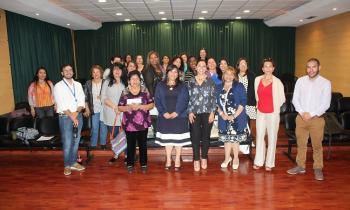 Mujeres de Iquique se capacitan en Eficiencia Energética