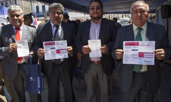 Autoridades presentaron  nuevas Cuentas de la Luz y Gas, destacando rol de los ciudadanos en Políticas Pública...