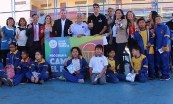 Alumnos de Iquique se convierten en embajadores de la eficiencia energética