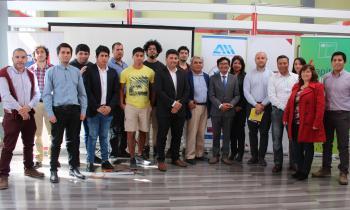 Taller sobre utilización de sales inorgánicas para generar energía en Tarapacá