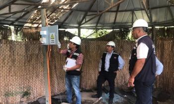 Seremi de Energía y SEC intensifican fiscalizaciones a instalaciones eléctricas de camping y centros recreacio...