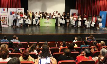 Mujeres de Iquique se convierten en promotoras de la Eficiencia Energética