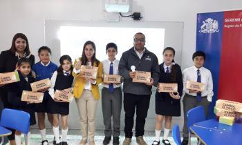 """Campaña """"Cambia el Foco: Suma Buena Energía"""" beneficiará a comunidad escolar de escuelas y liceos de Antofagas..."""