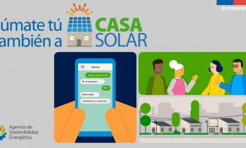 Casa Solar: postulaciones abiertas hasta el 09 de diciembre para la región de Aysén
