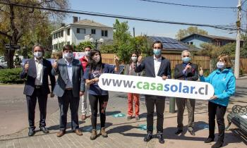 Programa Casa Solar: Ministerio de Energía lanza novedosa iniciativa para equipar viviendas con paneles solare...