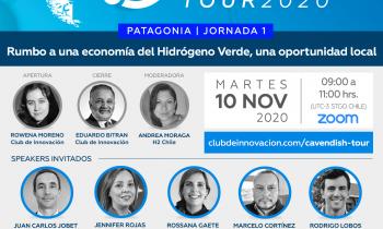 Seminario abordará el potencial de la Patagonia en el desarrollo del hidrógeno verde