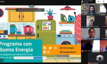 «Con Buena Energía», programa que impulsa la eficiencia energética llega a todo Chile