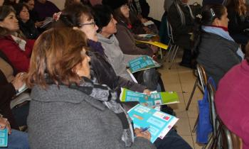 Amplia difusión de la Eficiencia Energética  en colegios y comunas del Maule