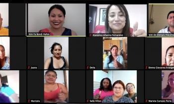 Ministerio de Energía y Prodemu Atacama capacitan a mujeres de Copiapó sobre el buen uso de la energía