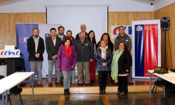 COSOC de Energía de Magallanes elige su primera directiva e inaugura trabajo estudiando aspectos generales del...