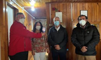 Le escribió al Presidente Piñera y Ministerio con Frontel le entregan servicio eléctrico