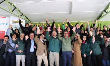 En la Escuela Los Avellanos lanzan el primer videojuego de Chile que crea conciencia sobre la eficiencia energ...