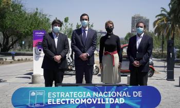 Lanzamiento Estrategia Nacional de Electromovilidad: Gobierno anuncia que al 2035 se venderán solo vehículos eléctricos en Chile