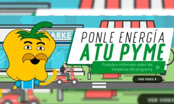 "Webinar reunió a 33 empresas interesadas en el programa ""Ponle Energía a tu Pyme"""