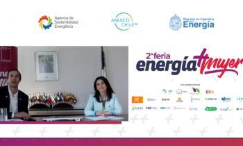 Alta convocatoria en la segunda Feria Laboral Energía Más Mujer