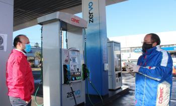 Seremi de Energía llama a la tranquilidad en compra  de gas y combustibles por cuarentena en Ovalle