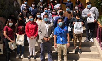 Jóvenes de Paihuano se convierten en embajadores de la eficiencia energética