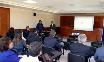 Poder Judicial de Aysén se suma a crear una cultura de Eficiencia Energética
