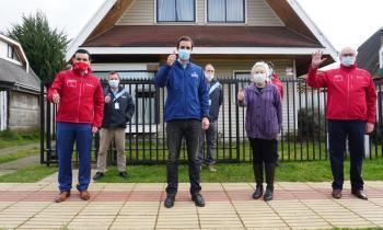 Ministro de Energía presenta en Osorno iniciativa para combatir la contaminación del Centro Sur del país