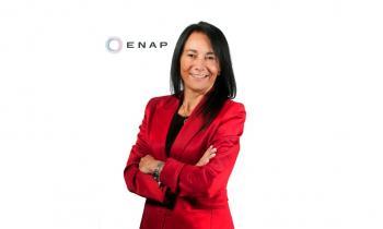 Gerenta de ENAP recibe Premio a la Mujer Ejecutiva 2021