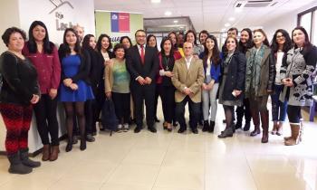 Empresas del Sector Energético Participaron en Taller Sobre la Norma NCh3262 Igualdad de Género y Conciliación...